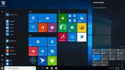 Windows 10 Version 1703 Screenshot