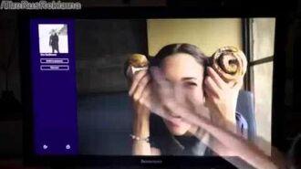 Реклама Виндовс 8 - Обратный отсчет (10.26.2012)