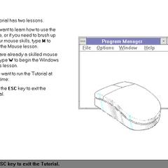 Windows 3.1 Tutorial.