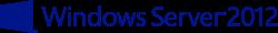 Windows Server 2012 logo