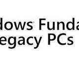 Windows XP (Fundamentals for Legacy PCs edition)