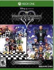 Kingdom Hearts HD Remix 1.5 and 2.5