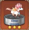 Elmo Unicorn