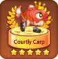 Courtly Carp