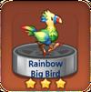 Rainbow Big Bird