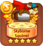 Skyborne Squirrel