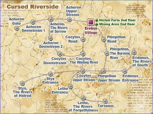 Cursed Riverside