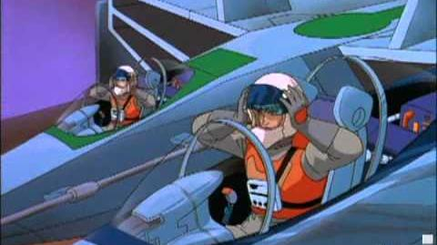 Wing Commander Academy Cartoon Intro (HD)