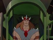 Warrior king reanimated