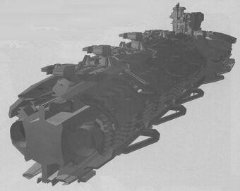 Fralthi Class Cruiser Movie Wing Commander Information Center
