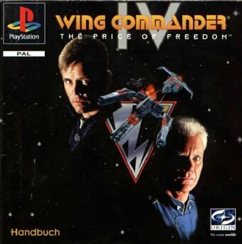 Wing Commander 4 The Price Of Freedom Wing Commander Information Center Fandom