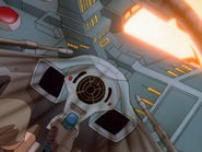 Scimitar cockpit