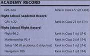 Blair record