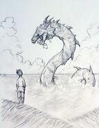 Sea dragon by aedan peterson