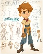 Wingfeather saga janner by nicholaskole daz1ssb-fullview