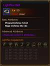 L50 PriestWaist LightfluxBelt