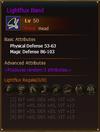 L50 PriestHead LightfluxBand