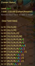 Soul Tarot Levels Box