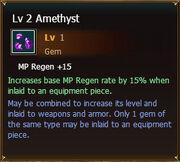 Amethyst lvl2