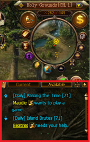 Sample - Quest Box