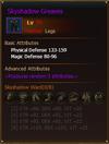 Equipment SkyshadowGreaves Hunter