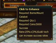 Mounts Enhance Caption