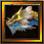 Icon Azurblauen