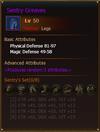 L50 HunterLegs SentryGreaves
