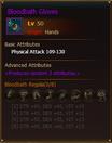 Equipment BloodbathGloves Knight
