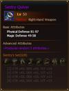 L50 HunterRH SentryQuiver