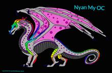 Nyan by fstwwktpwltgw-d885291