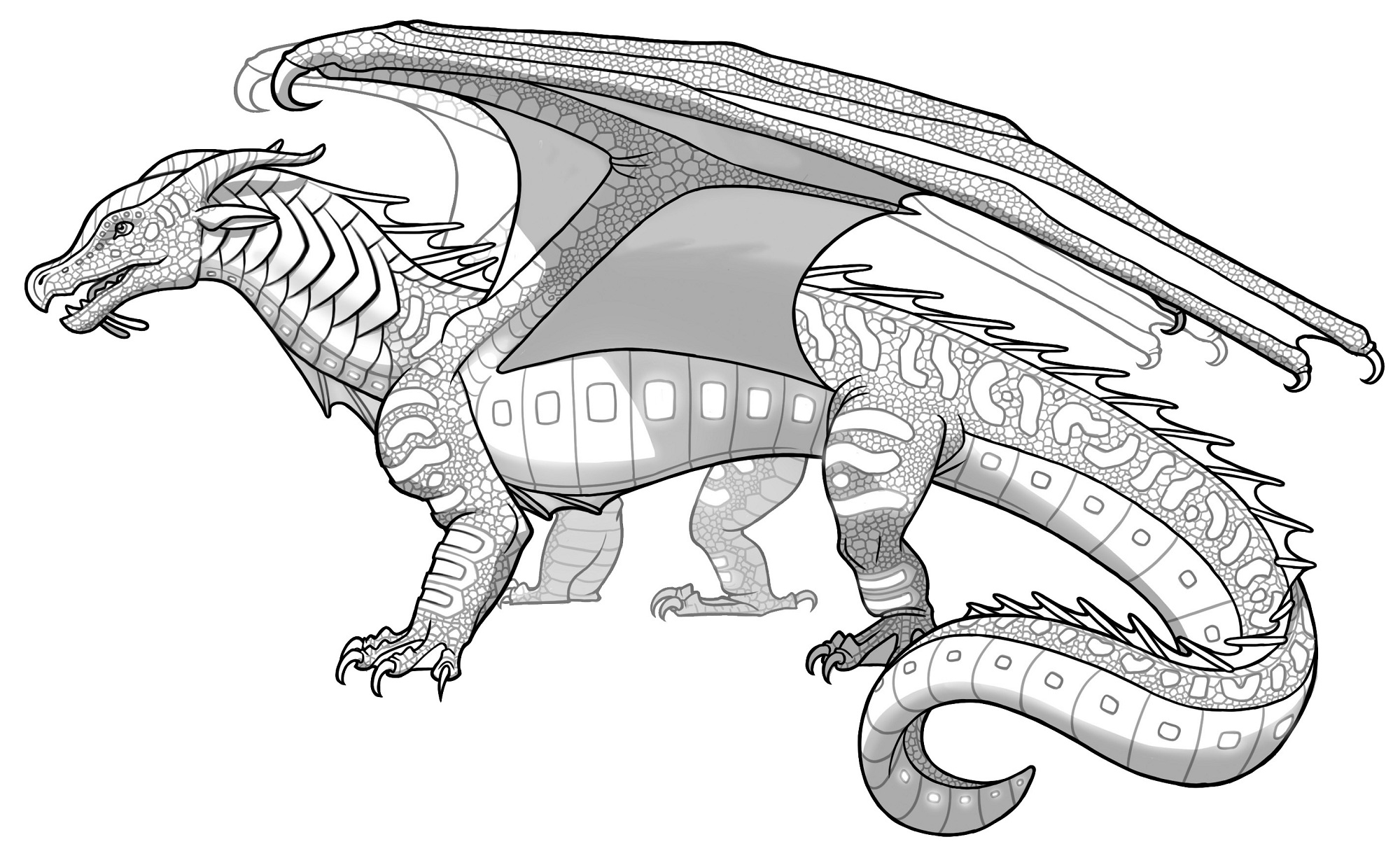 SeaWings | Wings of Fire Contributes welcome Wiki | FANDOM powered ...