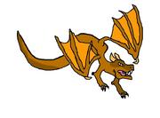 Serpent-wing