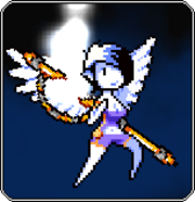 Wings of vi personalizacion staff of purity
