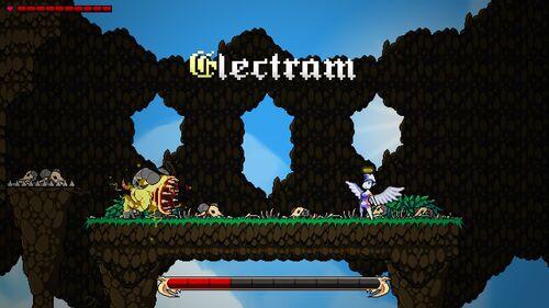 Electram entrance