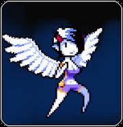 Wings of vi personalizacion devil horns