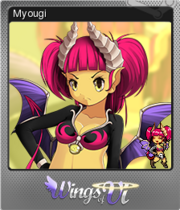 Wings of Vi Foil 4