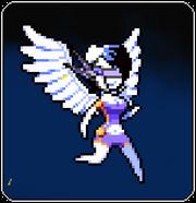 Wings of vi personalizacion robot head