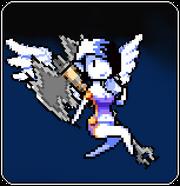 Wings of vi personalizacion axe