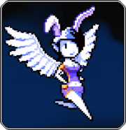 Wings of vi personalizacion bunny ears