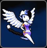 Wings of vi personalizacion cat tail