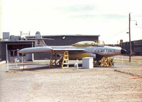 49-2436 at Amarillo AFB