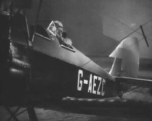 Q Planes Tiger Moth G-AEZC