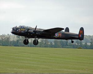 Avro Lancaster B I PA474 1