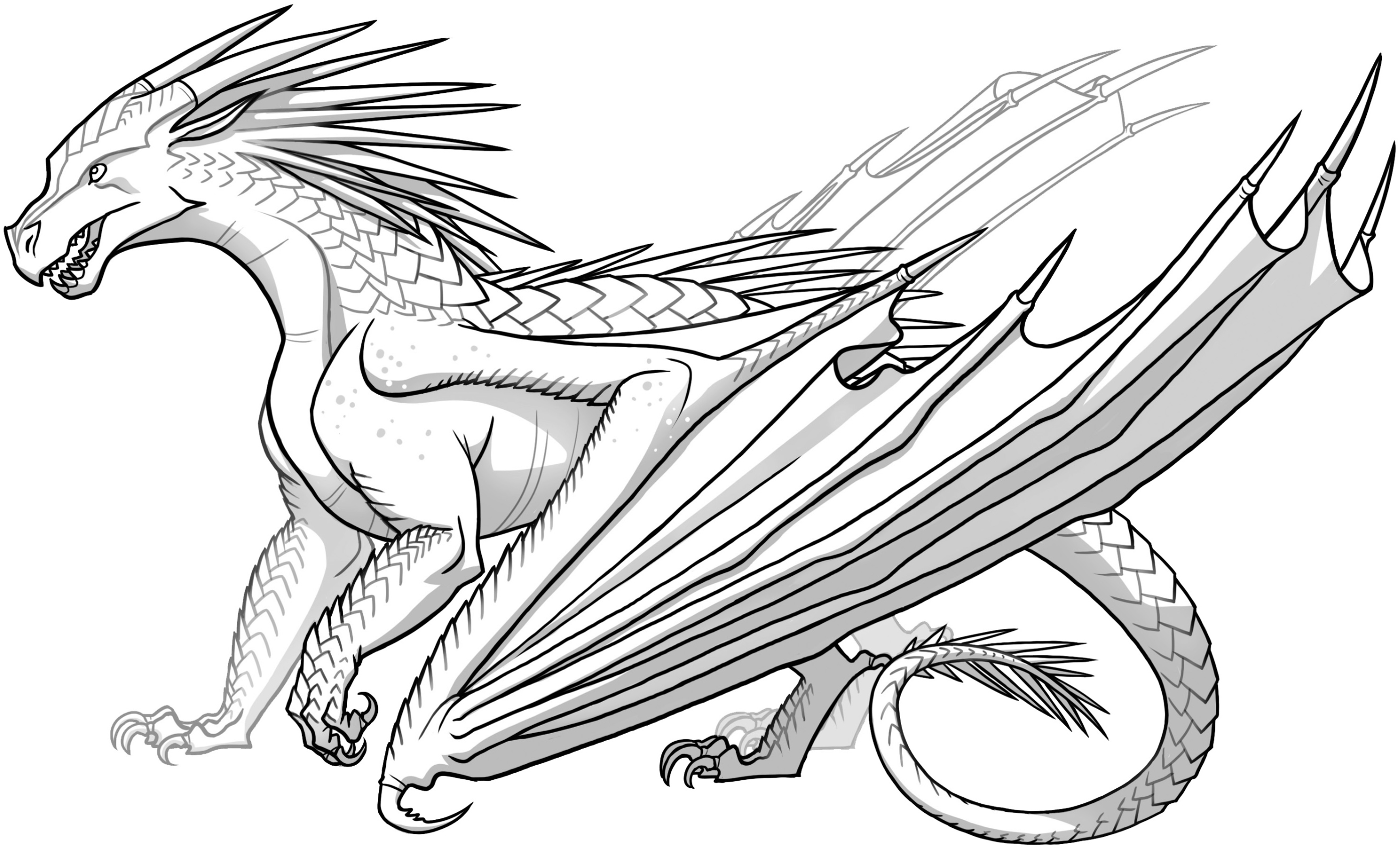 A NightWing Guide to the Dragons of Pyrrhia | Wings of Fire Wiki ...