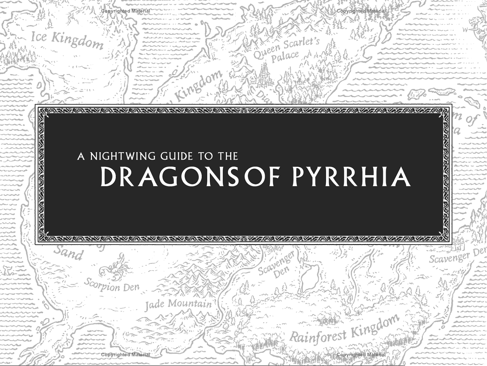a nightwing guide to the dragons of pyrrhia wings of fire wiki