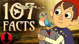 107 Over The Garden Wall Facts YOU Should Know! (ToonedUp 45) @ChannelFred