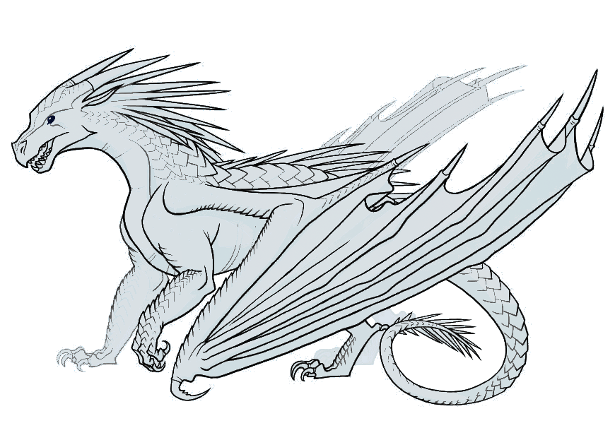 Image - ColorIceWing.png | Wings of Fire Wiki | FANDOM ...
