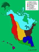 If North America Were Pyrrhia