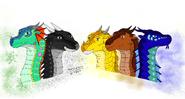 WoF - The Dragonets of Destiny